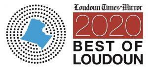 """""""Best of Loudoun 2020' Logo"""