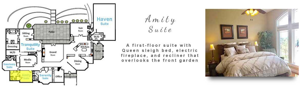 Amity Suite Room