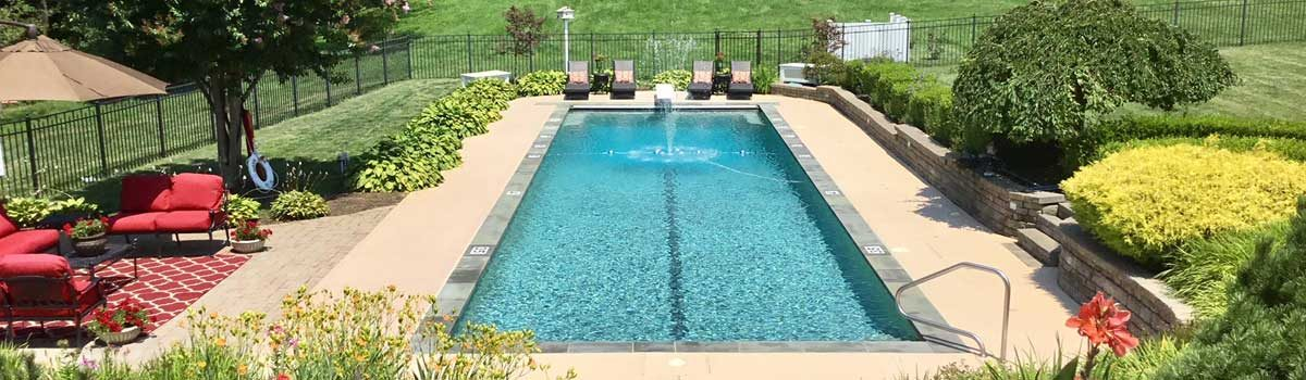 BnB Pool Loudoun County