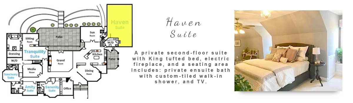 Haven Room B&B
