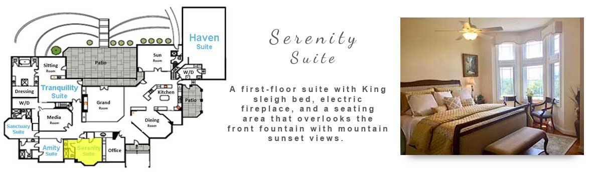 Serenity Suite B&B